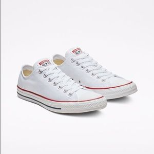 Classic Low Top White Converse